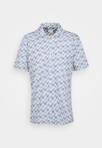 MENS REGULAR FIT SHIRT - Shirt - bright blue