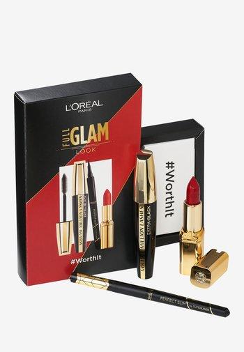 FULL GLAM-SET THE RED CARPET LOOK - Makeup set - -