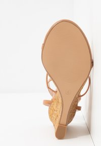 BEBO - BARTON - High heeled sandals - nude - 6