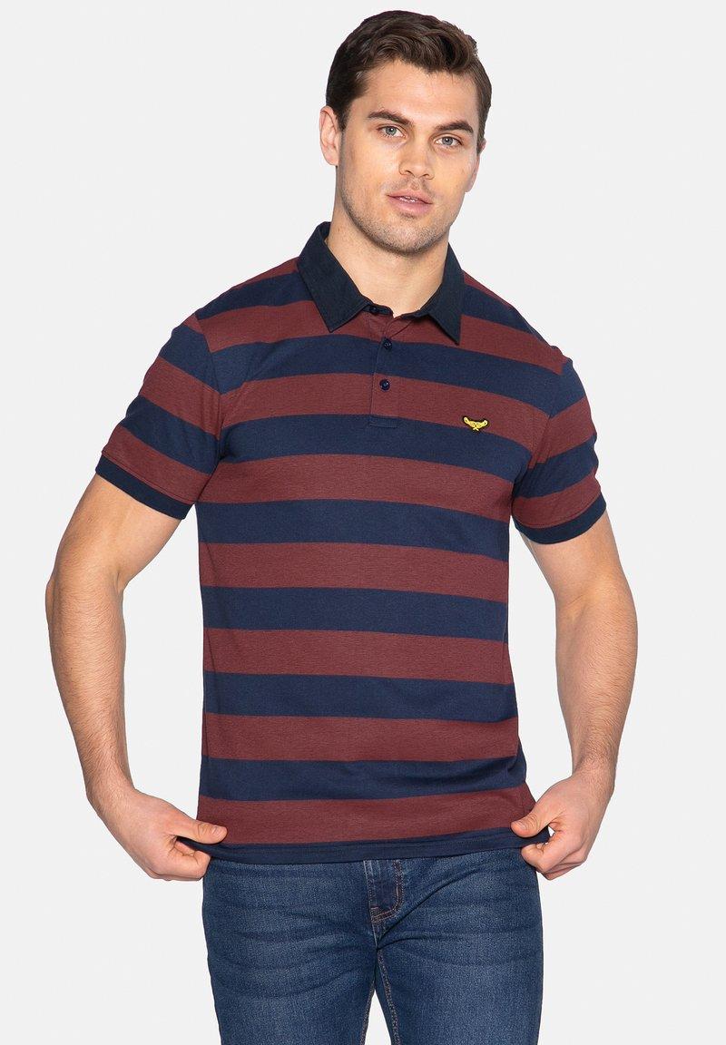 Threadbare - Polo shirt - navy