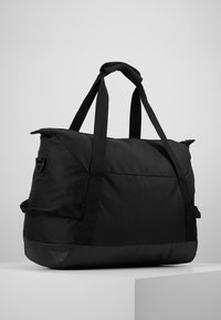 Nike Performance - TEAM DUFF  - Sports bag - black/white - 3