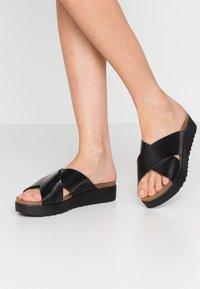 Grand Step Shoes - EMMA - Slip-ins - black - 0