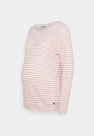 SWEATER NURSING BRETON - Jumper - red