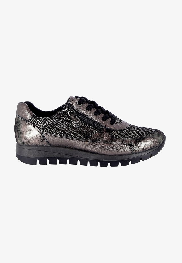 Sneakers laag - bronce