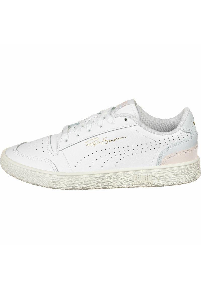 Puma - RALPH SAMPSON - Sneakers laag - white-plein air-whisper