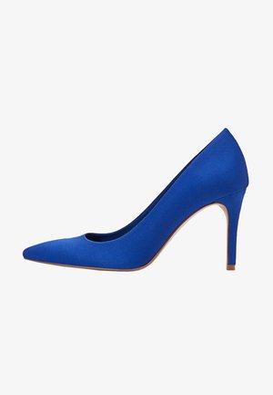 Decolleté - blue