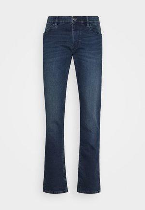 JOSH - Slim fit jeans - dark blue denim