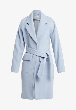 ELIAS COAT - Classic coat - light blue