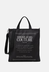 Versace Jeans Couture - UNISEX - Tote bag - black - 2