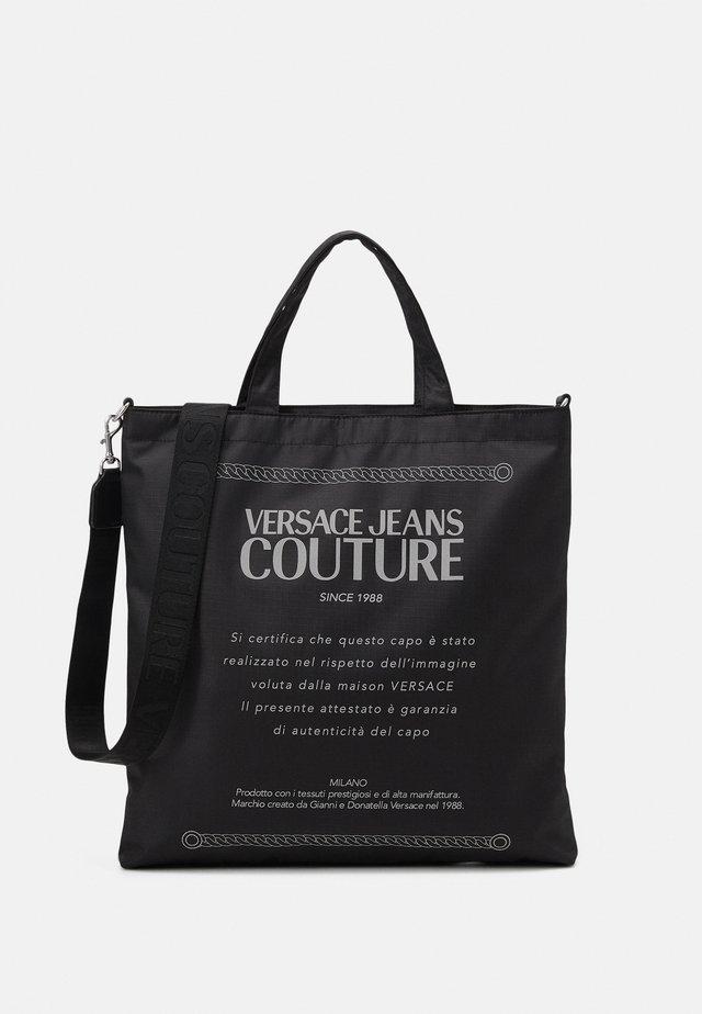 UNISEX - Shopping Bag - black