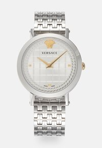 Versace Watches - COIN ICON - Watch - silver-coloured - 0