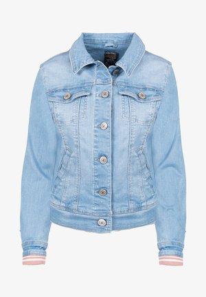 Denim jacket - light blue vintage
