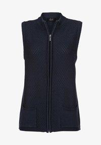 Paola - Waistcoat - marineblau - 1