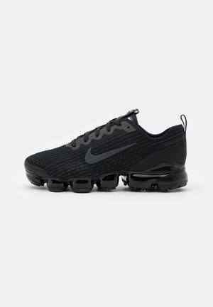 AIR VAPORMAX FLYKNIT 3 UNISEX - Sneakers basse - black/anthracite/white/metallic silver