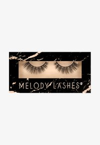 Melody Lashes - WISPY CHIC - Kunstwimpers - black - 0