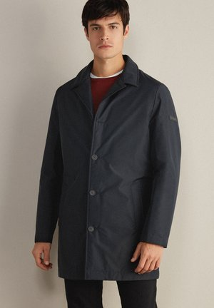 Short coat - blu black