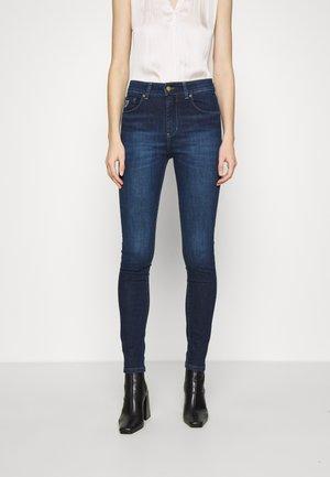 CELIA - Jeans Skinny Fit - dark stone