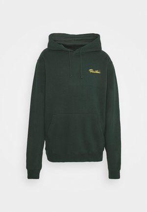 REVIVAL HOOD - Sweater - dark green