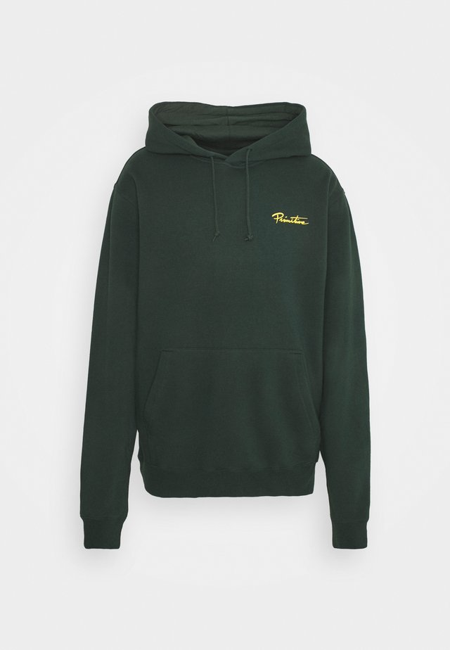 REVIVAL HOOD - Sweatshirt - dark green