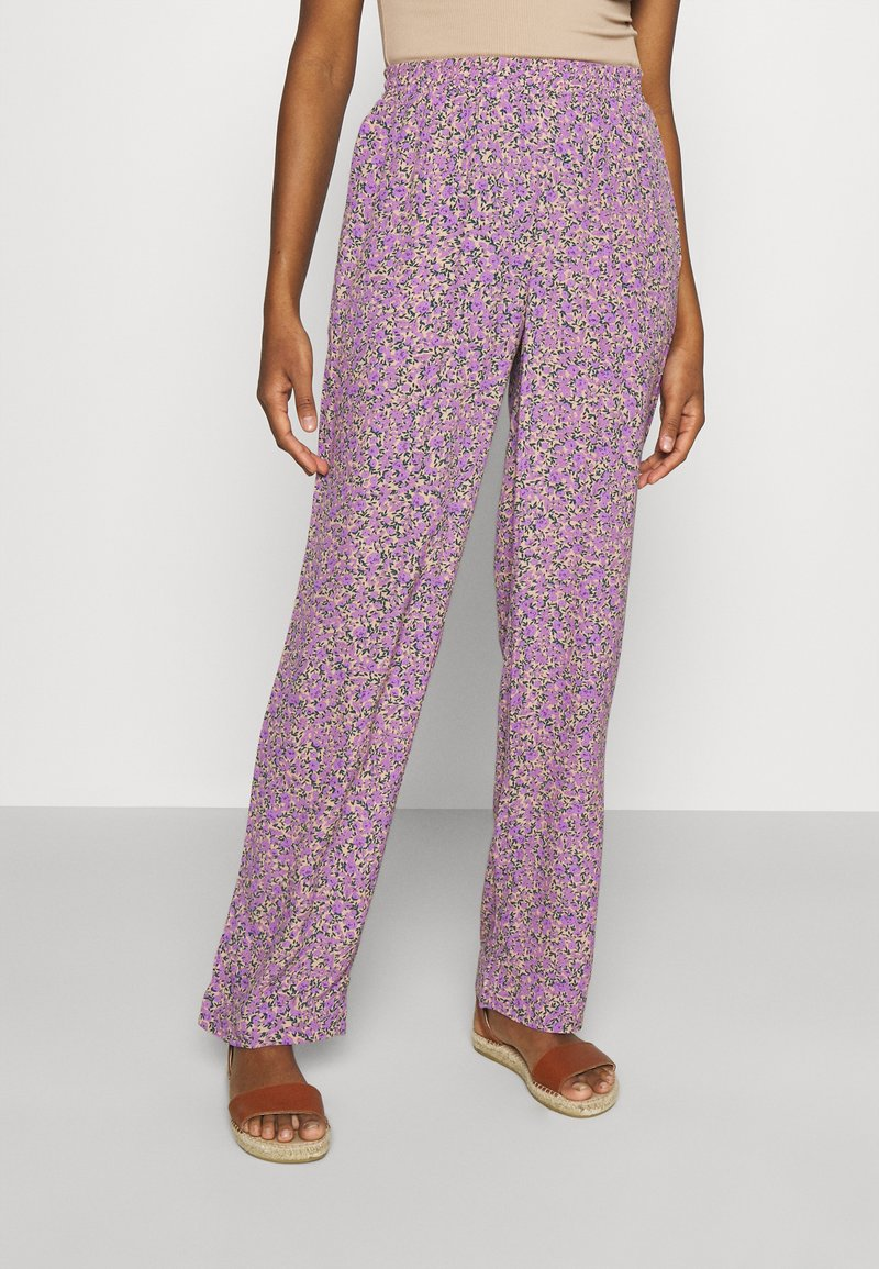Moves - PYNNE  - Trousers - lilac breeze