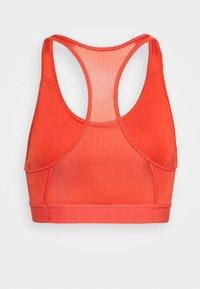 adidas Performance - ASK BRA - Medium support sports bra - crew red - 6