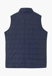 GAP - BOYS FIT TECH - Waistcoat - grey - 1