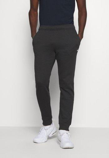 LEGACY CUFF PANTS - Tracksuit bottoms - black