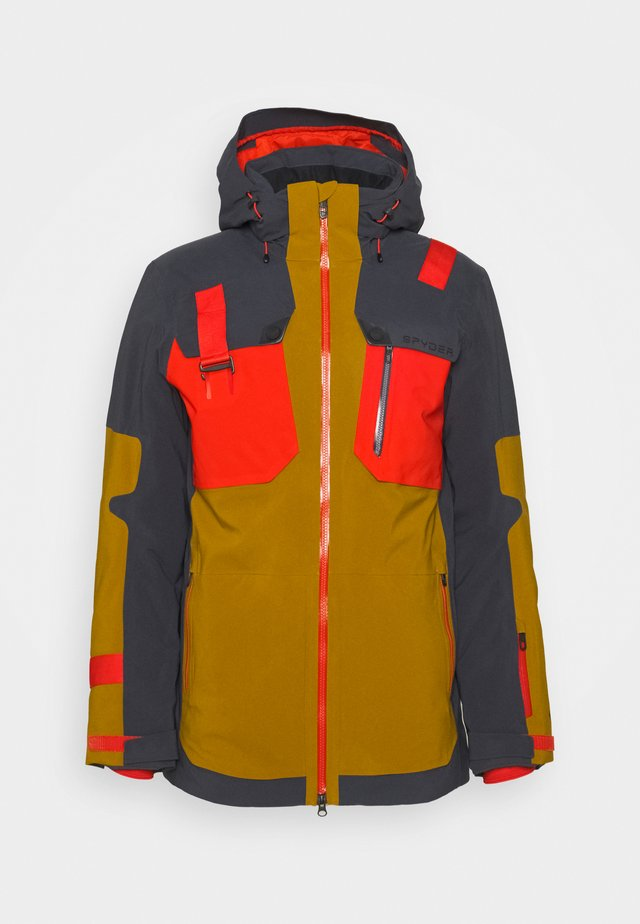 TORDRILLO GTX - Snowboard jacket - toasted