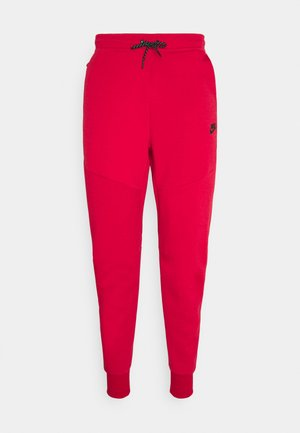 TONE - Jogginghose - gym red/fusion red