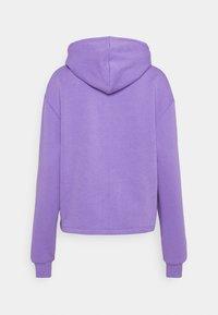 PIECES Tall - PCCHILLI HOODIE - Hoodie - dahlia purple - 1