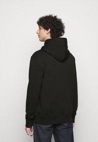 Michael Kors - LOGO HOODIE - Sweatshirt - black - 2