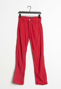 Marc O'Polo - Trousers - red - 0