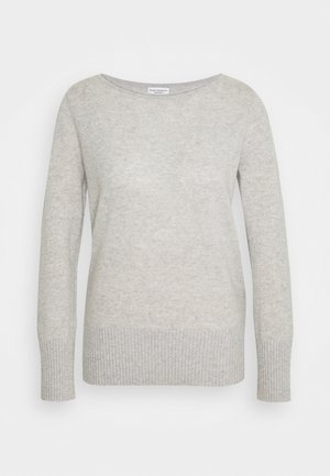 ESSENTIAL OPEN  - Jumper - light heather grey