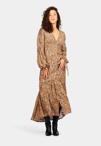 Isla Ibiza Bonita - Maxi dress - mysterious indian flowers - 3