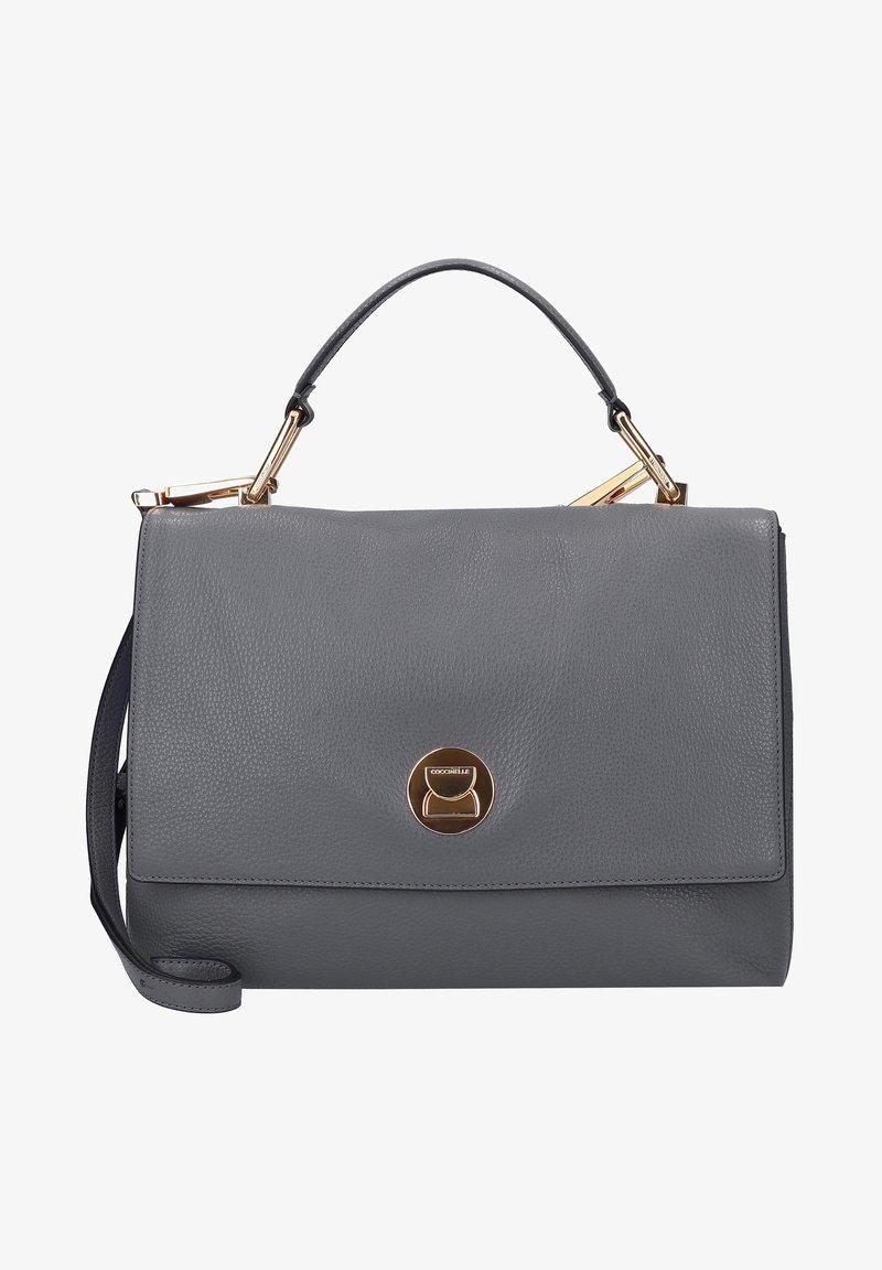 Coccinelle - LIYA  - Handbag - ash grey / noir