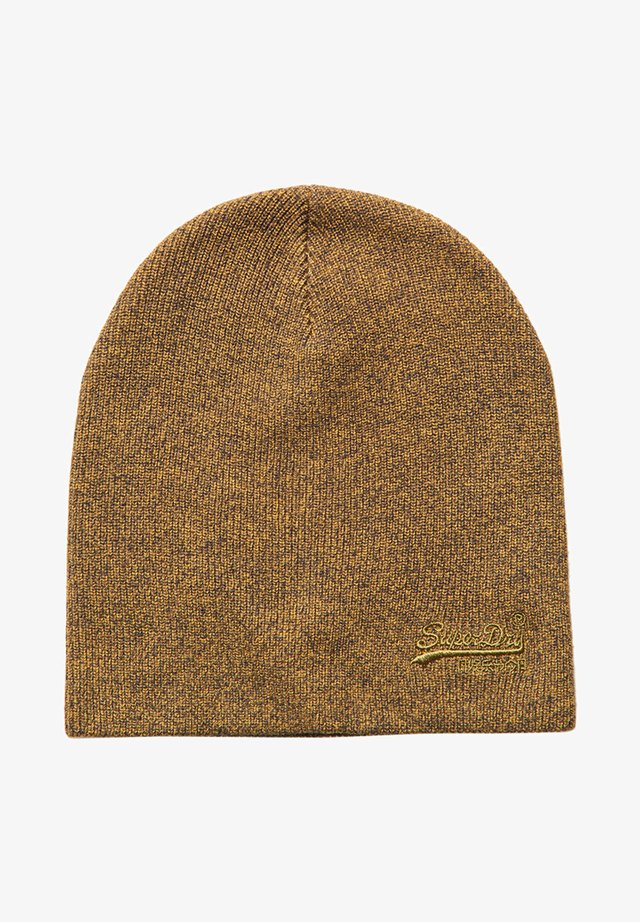 ORANGE LABEL - Beanie - sienna gold grit