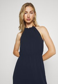 Nly by Nelly - PRETTY FLOUNCE GOWN - Occasion wear - navy - 4