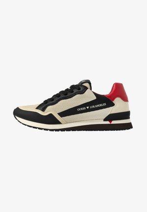GENOVA - Sneakers basse - brun/sand