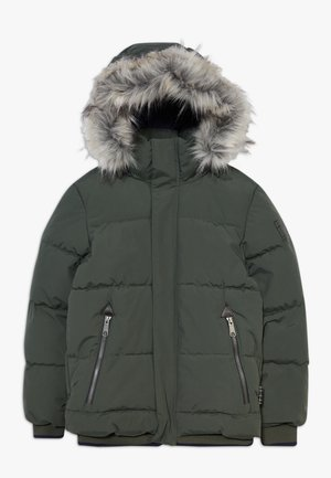 HERBERT - Winter jacket - deep forest