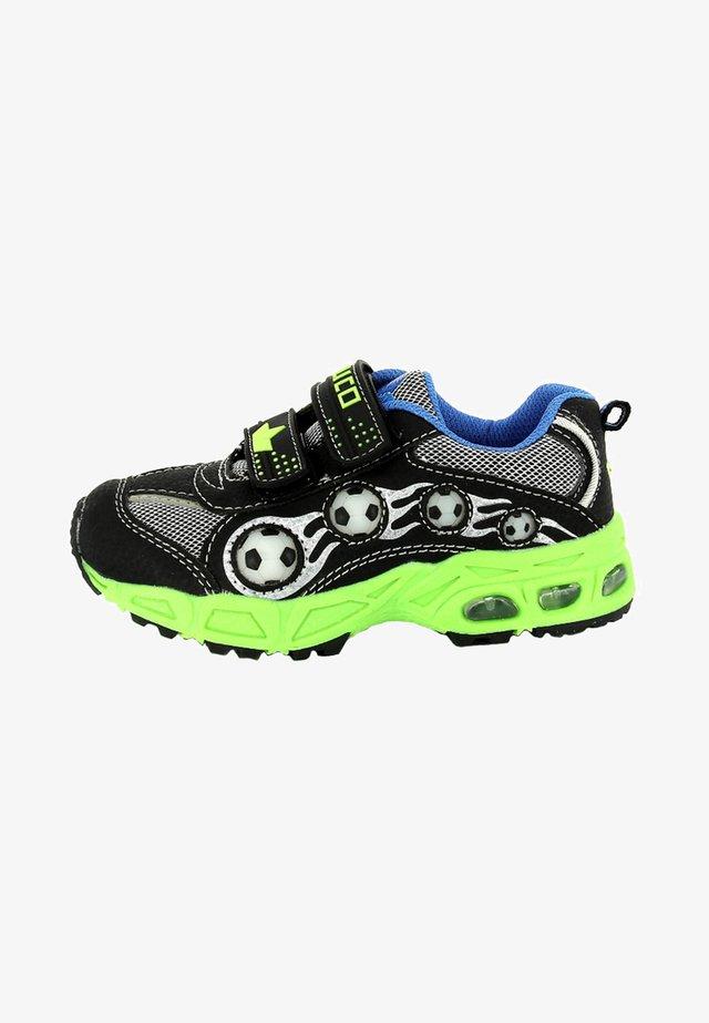 ADRIAN V - Sneakers laag - schwarz