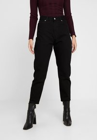 Dr.Denim Petite - NORA - Relaxed fit jeans - black - 0