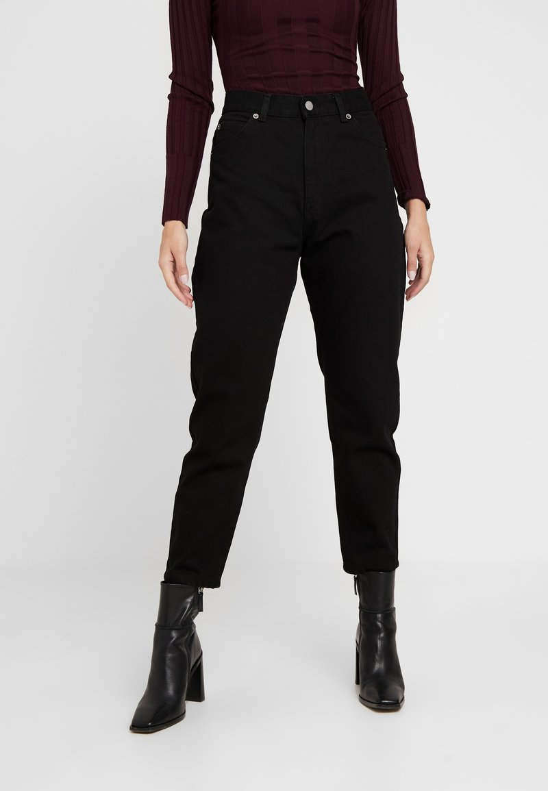 Dr.Denim Petite - NORA - Relaxed fit jeans - black