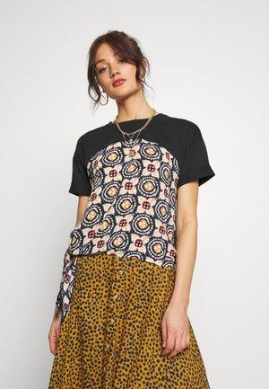FREEDOM - T-shirts med print - multi