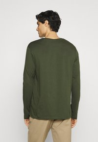 Pier One - Long sleeved top - olive - 0