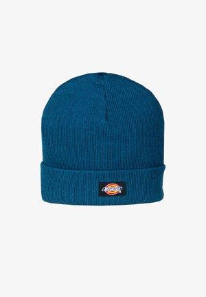 GIBSLAND - Beanie - coral blue
