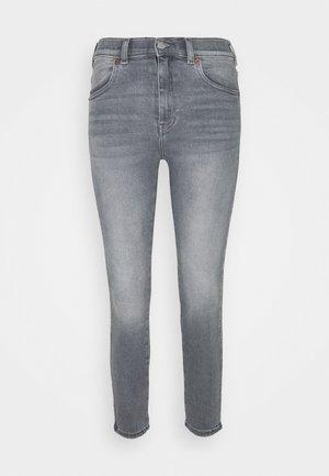 LEXY - Skinny džíny - washed light grey