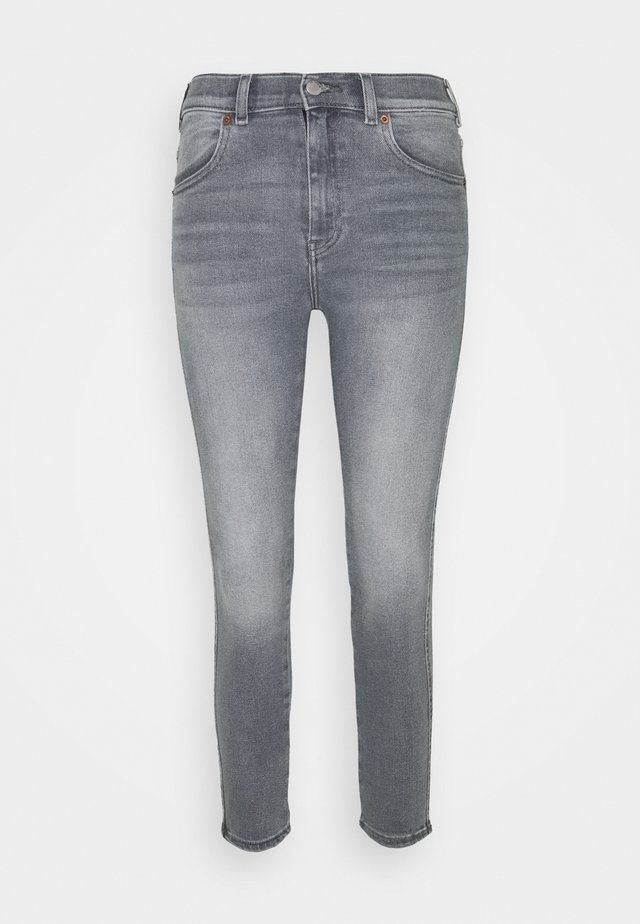 LEXY - Jeans Skinny - washed light grey