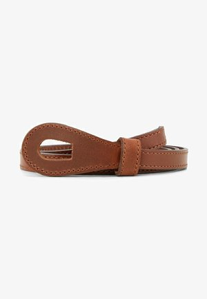 MARIA - Belt - light brown uni