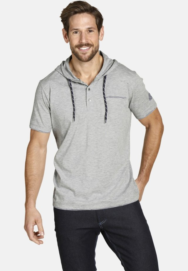 OFFE - Sweat à capuche - grey