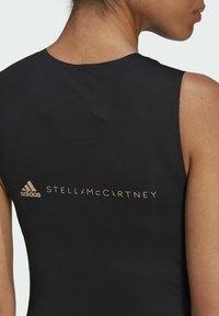 adidas by Stella McCartney - SUPPORT CORE  - Sports shirt - black - 4